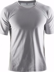 Craft Precise Short Sleeve Mens Running Top 1903332-1950