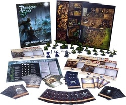 Mantic Dungeon Saga: The Warlord of Galahir