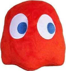 PAC-MAN COLLECTABLE PLUSH TOY BLINKY (RED) (10cm)