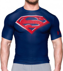 Under Armour Transform Yourself Superman 2.0 Compression 1260439-403