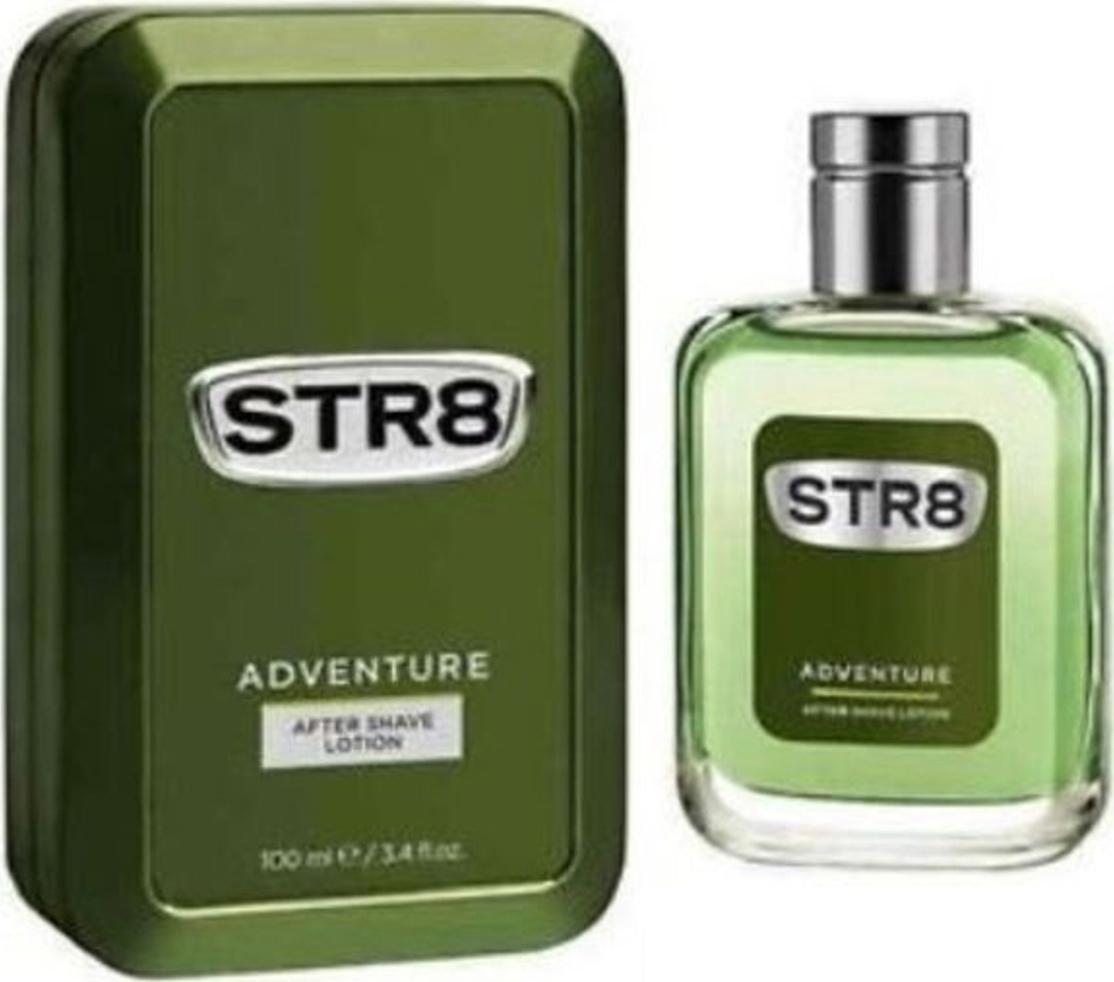 STR8 Adventure After Shave Lotion 100ml - Skroutz.gr