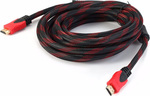 Omnitron HDMI 1.4 Braided Cable HDMI male - HDMI male 20m (HDMI-C2000C)