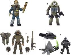Mega Bloks Call of Duty: Collector Construction Sets (4 Σχέδια) ASST