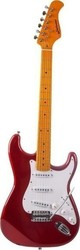JM Forest ST70 MA Candy Red