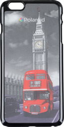Polaroid Back Cover Πλαστικό Big Ben/English Bus (iPhone 6/6s Plus)