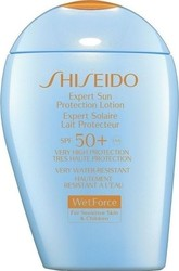 Shiseido Expert Sun Protection Lotion WetForce For Sensitive Skin & Children SPF50 100ml
