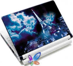LAMTECH 9.2 -12.4 LAPTOP SKIN EIFFEL TOWER LAMSKIN0013
