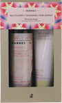 Korres Set Bellflower Body Milk & Showergel