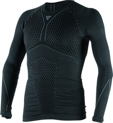 Dainese D-Core Thermo Tee LS 1915932 Black/Anthracite