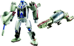 Hasbro Star Wars: Transformers Crossovers - Captain Rex to Freeco Speeder