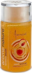 Azade Arome Nature Body Scrub Gel Peach 50ml