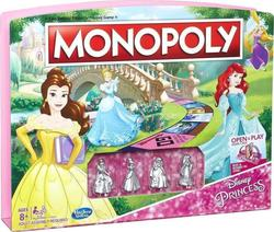 Hasbro Monopoly Disney Princess Edition