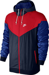 Nike Nsw Windrunner Hooded Jacket 727324-452