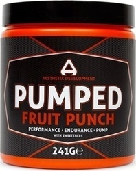 Aesthetix Development Pumped 241gr Fruit Punch
