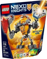 Lego Battle suit Axl 70365