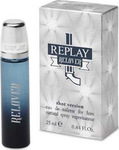 Replay Relover Shot Version For Him Eau de Toilette 25ml