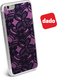 Dado Back Cover Lace Μωβ (iPhone 6/6s)