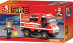 Sluban Fire: Mini Fire Truck 133τμχ