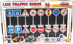 Pilsan Lux Traffic Signs