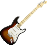 Fender American Professional Stratocaster 3 - Color Sunburst Maple