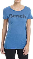 T-SHIRT BENCH EXPATE B ΜΠΛΕ