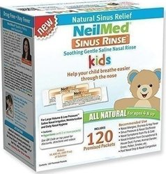 NeilMed Sinus Rinse All Natural Relief 120τμχ