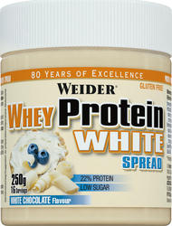 Weider Whey Protein White Spread 250gr Λευκή Σοκολάτα