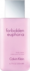 Calvin Klein Forbidden Euphoria Body Cream 200ml