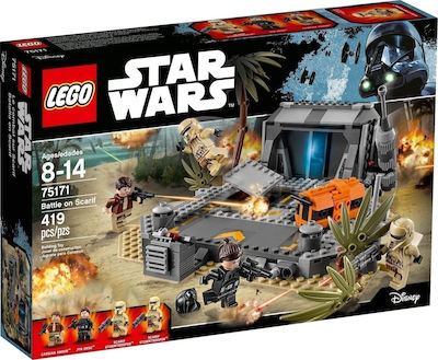 Lego Battle on Scarif 75171