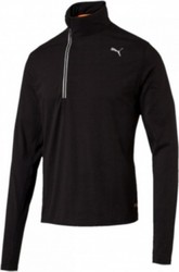 Puma Nightcat Powerwarm Long Sleeve Running Top 514380-01