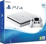 Sony Playstation 4 Glacier White (PS4) Slim 500GB