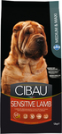 Cibau Sensitive Lamb Medium & Maxi 12kg