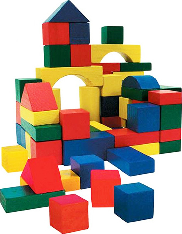 359ef15ebd7 Marionette Wooden Toys Ξύλινα Τουβλάκια 75τμχ