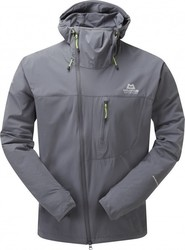 Mountain Equipment Squall Hooded Jacket ME-001071 Grey