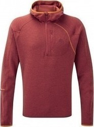 Mountain Equipment Integrity Hooded Zip ME-001124 Red