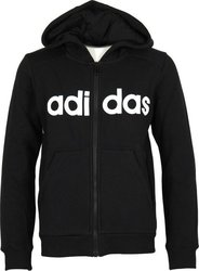 Adidas Essentials Linear Brushed Hoodie S23207