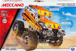 Meccano 2-in-1 Model Set Canyon Crawler