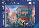 Mickey And Minnie In Venice 500pcs (14725) Ravensburger