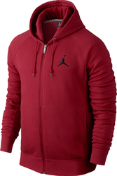 Nike Air Jordan Brushed Full Zip Hoody 688995-687