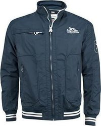 Lonsdale Jacket Thomson 111176 NAVY