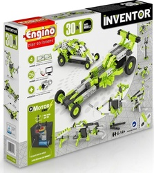 Engino Inventor 30 in 1 Models Motorized Set