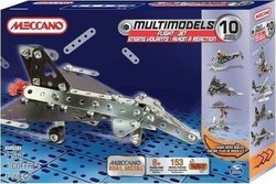 Meccano 10 Model Set Flight Adventure