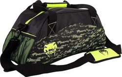 Venum Camoline Sport Bag Black/Neo Yellow