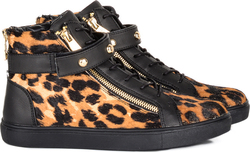 Juicy Couture Laverne Leopard Black