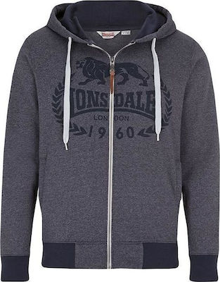 Lonsdale Ower 115567 Navy Marl