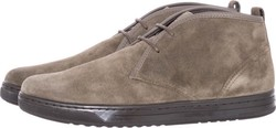 Geox Taupe Suede U64W1C Brown