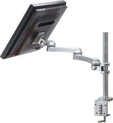 Roline Single LCD Monitor Arm 5 Joints Desk Clamp