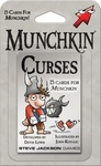 Steve Jackson Games Munchkin: Curses Booster Pack