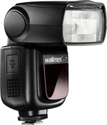 Walimex Pro Speedlite LithiumPower 58 HSS E-TTL II for Canon