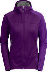 Black Diamond Flow State Hoody Purple